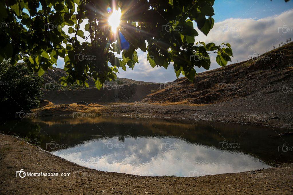 "Pristine nature ""Cheshmeh Pooneh"""