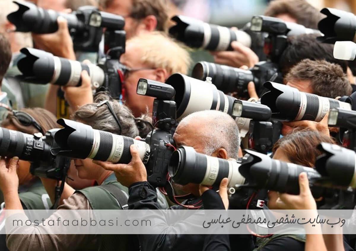 عکاسی خبری چگونه است؟